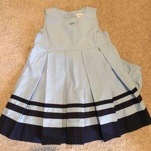 "Blue ""Paris"" Dress"